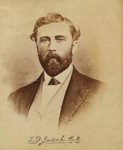 Theodore Judah: Engineering visionary for the Transcontinental Railroad