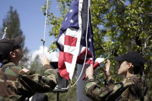 Memorial Day ceremony hosted by Truckee Cemetery District
