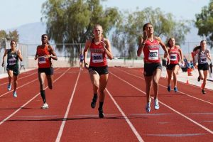 Seelenfreund triples up on gold, propels Truckee track to runner-up finish