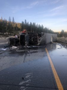 UPDATE: I-80 EB lanes near Soda Springs cleared, reopened