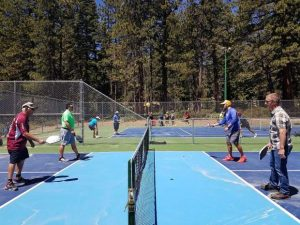 Permanent pickleball court served into play at Kilner Park
